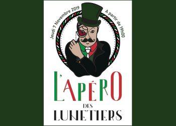 L'Apéro des Lunetiers jeudi 7 nov. 2019